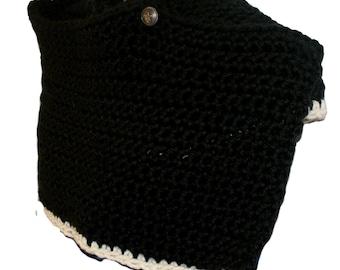 Womens Shawl, Shawl Wrap, Black Shawl, Crochet Wrap, Elegant Shawl, Winter Wrap, Womens Wrap, Womens Stole, Chunky Shawl, Shoulder Shawl