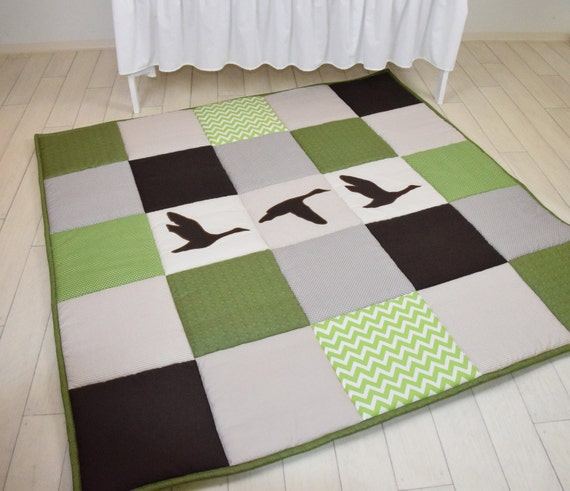 ... Baby Play Mat, Baby Mat , Baby Activity Mat, Duck Baby Playmat, Playroom