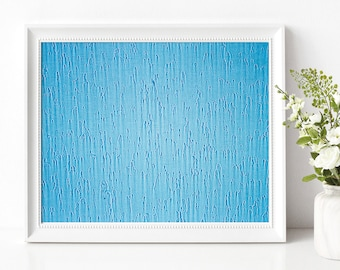 Minimalist Rain Fine Art Photography Print Printable Instant Digital Download