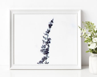 Minimalist Abstract Fine Art Photography Print Printable Instant Digital Download