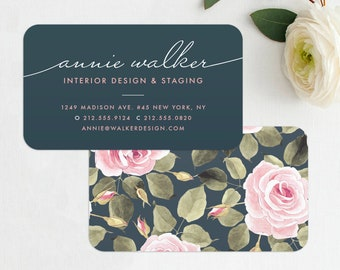 Cheap business card etsy handwriting simplicity floral business card calling card mommy card contact card chic business card feminine business card handwriting colourmoves