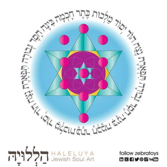 The Ten Sefirot Kabbalah Wall Art Print Tree Of Life Sacred Etsy Printed on both sides and amply. etsy