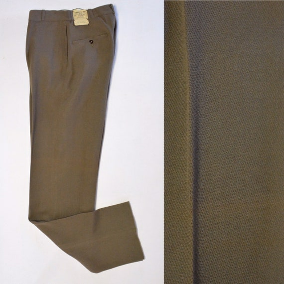Vintage 1930s Pants 30s Trousers Work Pants  Workw