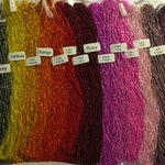 Silver lined Seed Beads Size 11/0 Full hank Lots of colors!