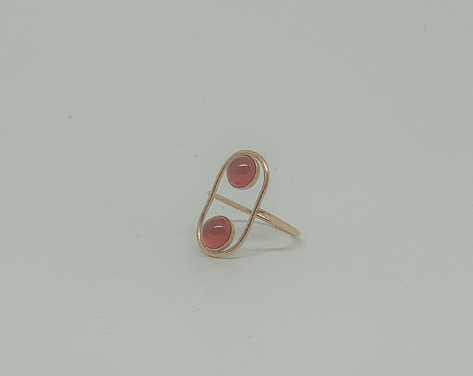 Featured listing image: Carnelian Duplex Ring