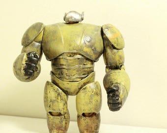 1//6 Scale Toy GI JOE-Snake Eyes avec bois-Noir Fermeture Éclair Chemise