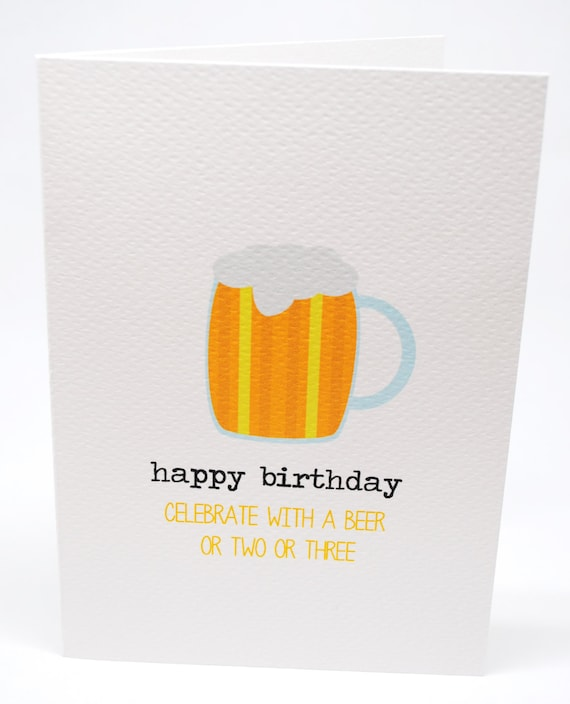 Male Birthday Card Cards For Men Happy With