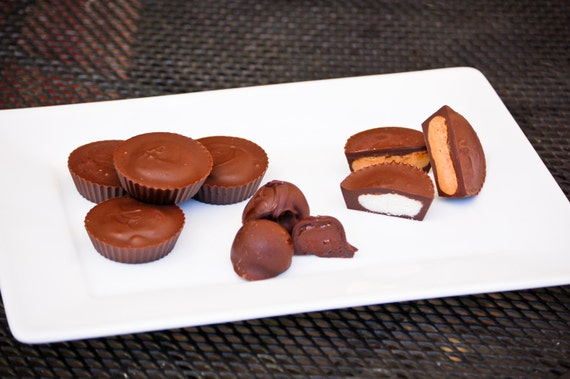 Deluxe Diy Chocolate Making Kit Learn How To Make Your Own Truffles And Chocolate Cups At Home
