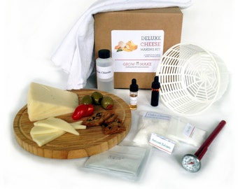 DIY Deluxe Cheese Kit
