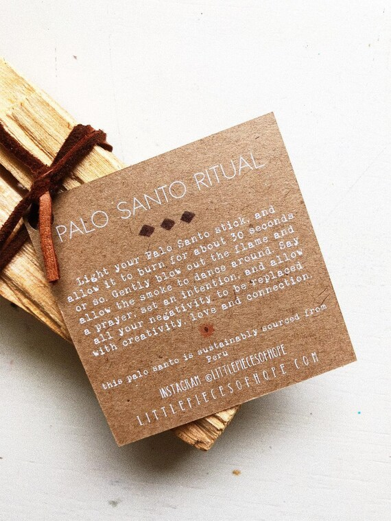 Palo Santo Bundles - Holy Wood