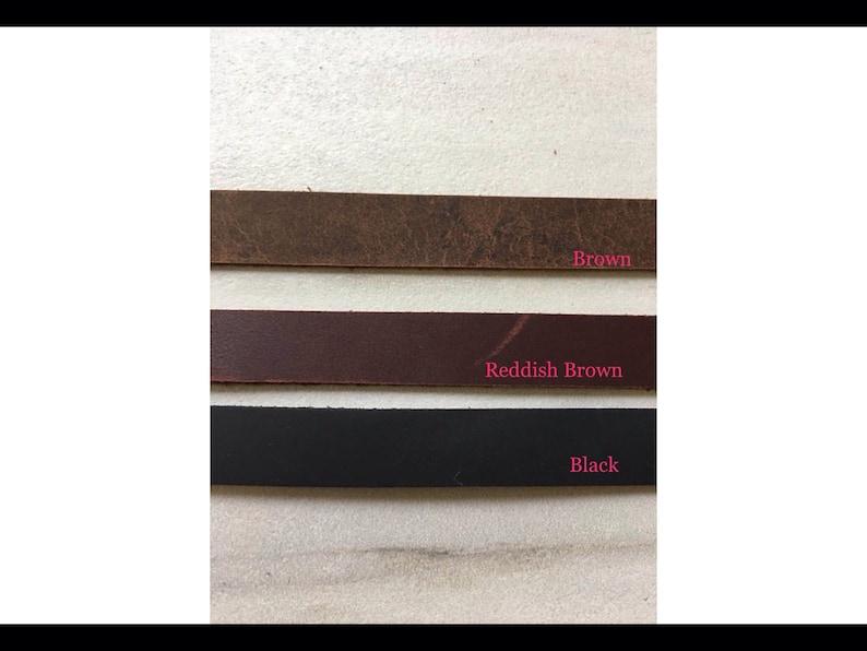 GYPSY SOUL Handstamped Leather Bracelet