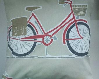 "Cushion Cover in Scion Cykel 16"""