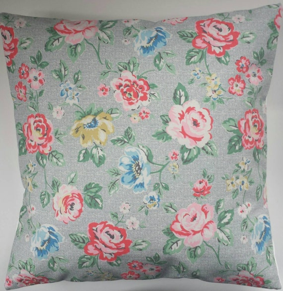 Cushion Cover in Cath Kidston Regal Rose 16 Handmade Products