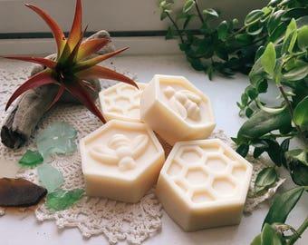 Goats Milk and Honey Soap