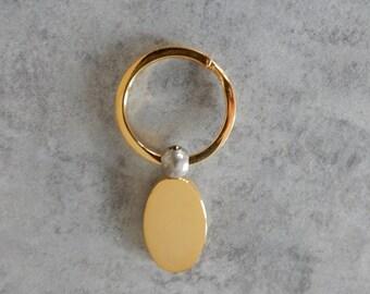 1cb56ba74d3f86 Solid Brass Key Chain