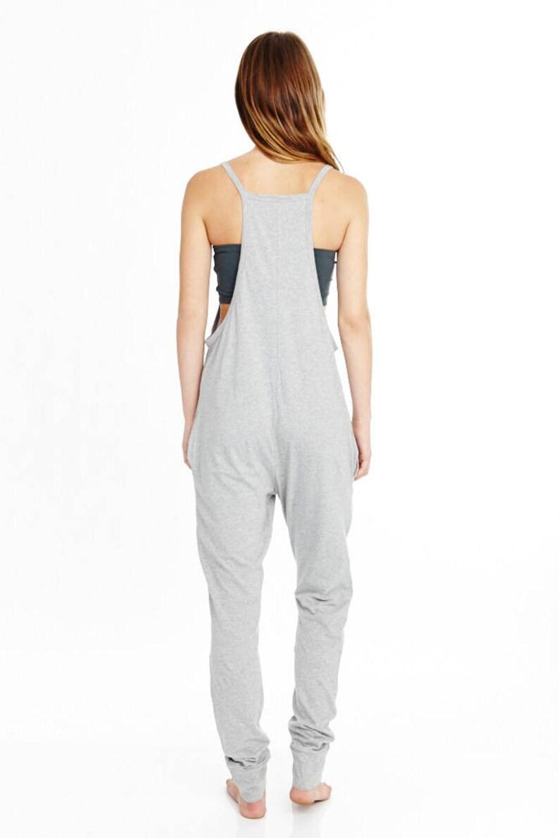 ca3db76cfe Womens Jumpsuit Drop Crotch Playsuit 'Mudra' | Etsy