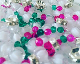 Quality mixed Ice Pop beads Uk seller