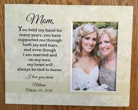 Gift for Mom from Daughter Gift for Mother of the Bride Personalized Gift for Mom Personalized Blanket Mother of the Bride Gift