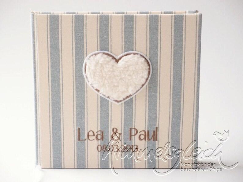Wedding Guestbook Heart