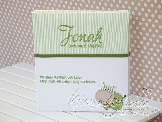 Fotobuch Zur Taufe