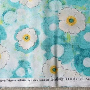 More 100/% Cotton  Craft Tiny Koi Pink Koi Garden Michael Miller Fabric FQ