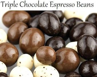 Triple Chocolate Espresso Beans