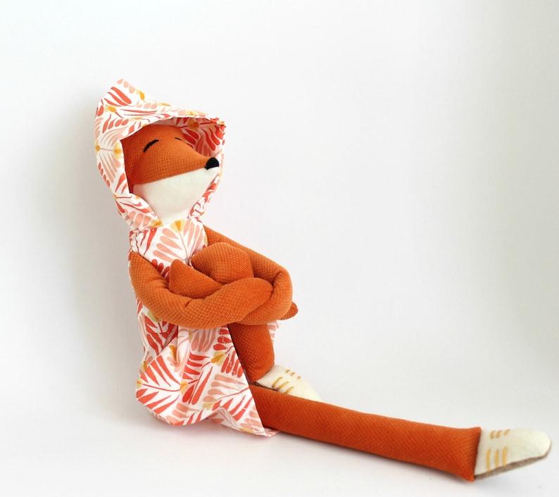 Fox toy stuffed animal softies cool soft toys foxes plush image 0