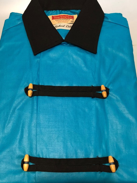 1950s Vintage Boy's SHIRT Rare Boy's Vintage Shirt