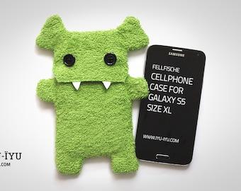 Fellfische Cellphone Case - Vampire Applegreen - Various Sizes