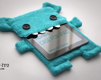Fellfische Case for iPad - Turquoise