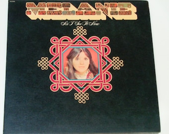 """Melanie - As I See It Now - """"Sweet Misery"""" - """"Don't Think Twice"""" - Bell Records 1974 Promo Copy - Vintage Gatefold Vinyl LP Record Album"""
