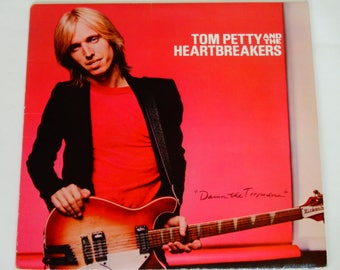 """Tom Petty and the Heartbreakers - Damn the Torpedoes - """"Don't Do Me Like That"""" - Original Backstreet 1979 - Vintage Vinyl LP Record Album"""