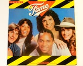 The Kids From Fame - Songs - TV Series - Body Language - Debbie Allen - RCA Victor 1982 - Vintage Gatefold Vinyl LP Record Album