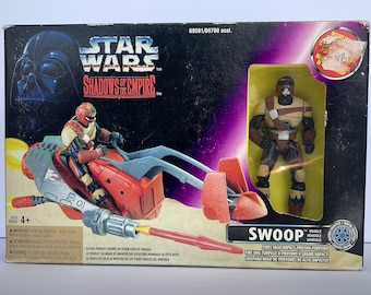 Star Wars - Shadows of the Empire - Swoop Vehicle  - Antique Alchemy
