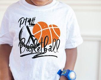 Peace Love Basketball Shirt Name Shirt