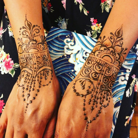 NYC Henna Party - Girls Night - Events in Queens Brooklyn Harlem Manhattan Bronx Staten Island Long Island