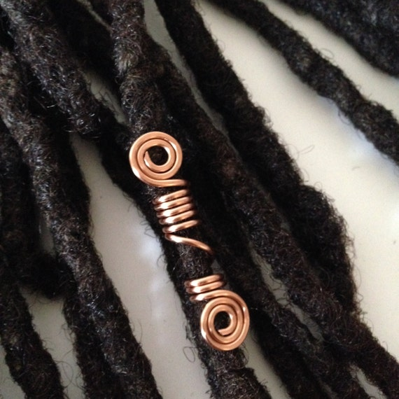 Dreadlock Braid Twist Hair Bead Dread Locs Jewelry