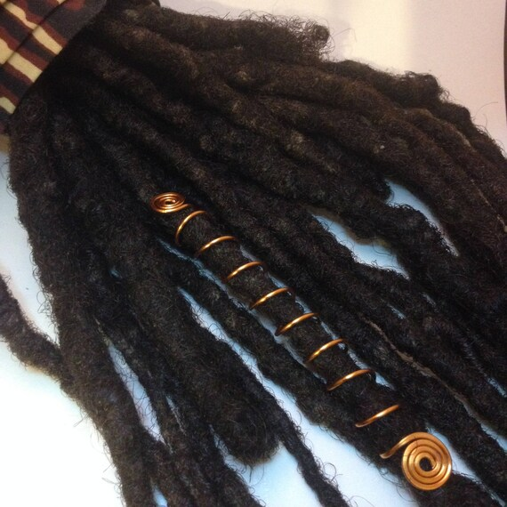 Dreadlock Braid Twist Hair Bead Dread Locs Jewelry Natural Hair Gift