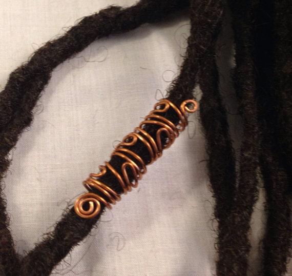 Dreadlock Loc Hair Bead Accessories Natural Hair Gift