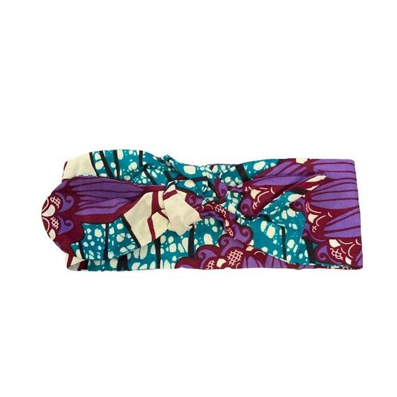African Ankara Print Headwrap Headband //Baby / Toddler / Girl Head Wrap Headband Bow // SAMPLE SALE RTS // Multiple colors & prints