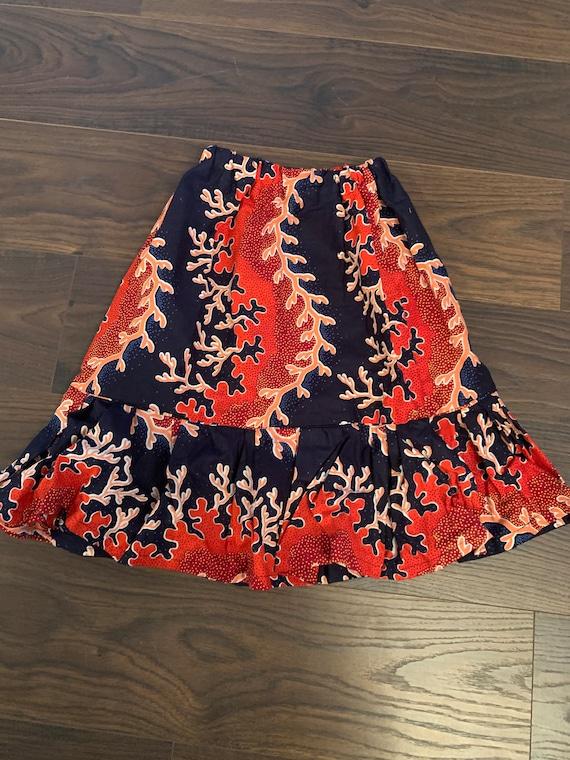 Girls Baby Toddler Kids Dashiki African Skirt // Ankara African Print // SAMPLE SALE RTS