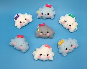 Tiny Cloud Plush
