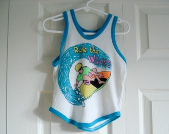 Summer tank top - 5 years - Surfer