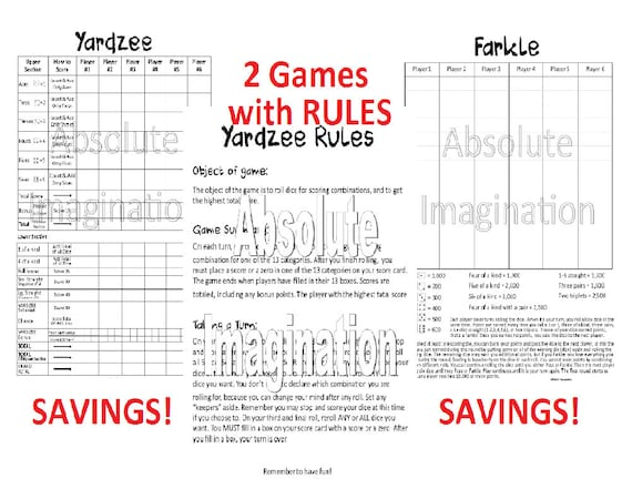 It is a graphic of Free Printable Farkle Sheets intended for farkel party