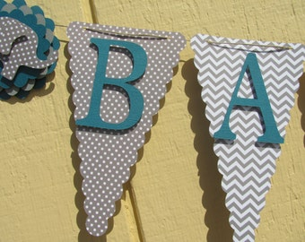 Baby Shower Banner, Baby Shower Decorations,