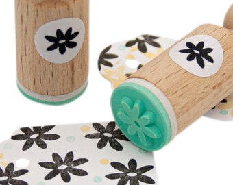 flower mini stamp (141)