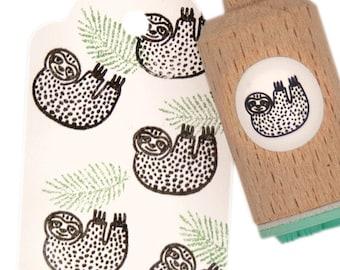 sloth Mini Stamp