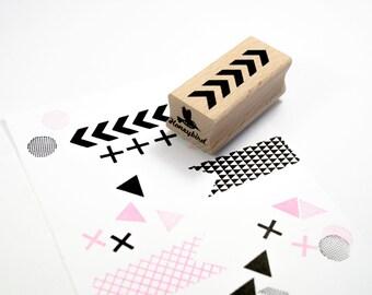 Arrows sollid stamp