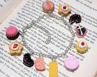 Pastry Charm Bracelet