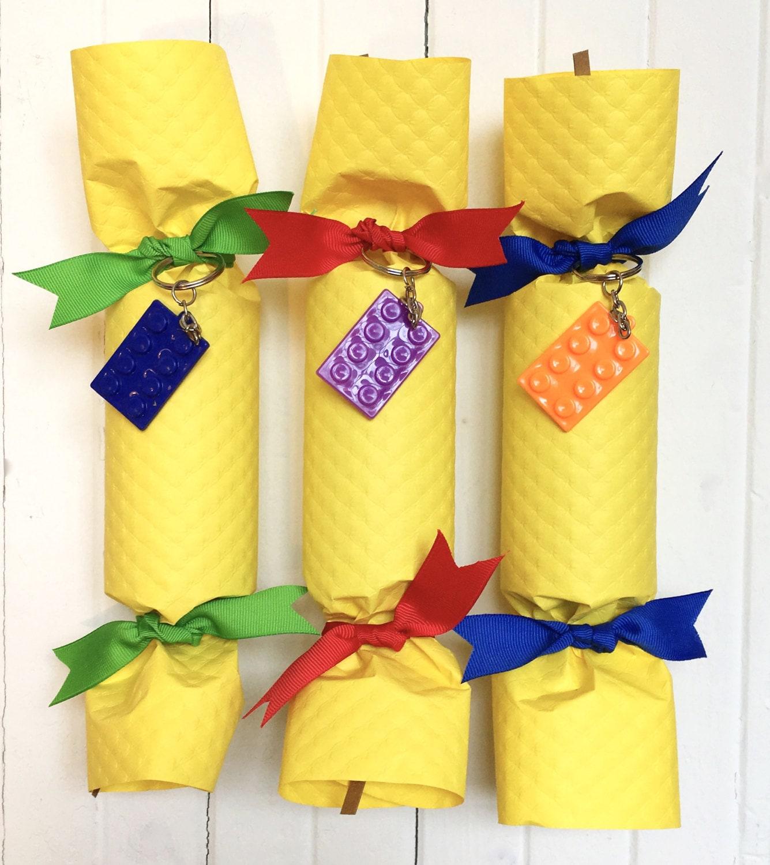 Building Brick Party Cracker Etsy